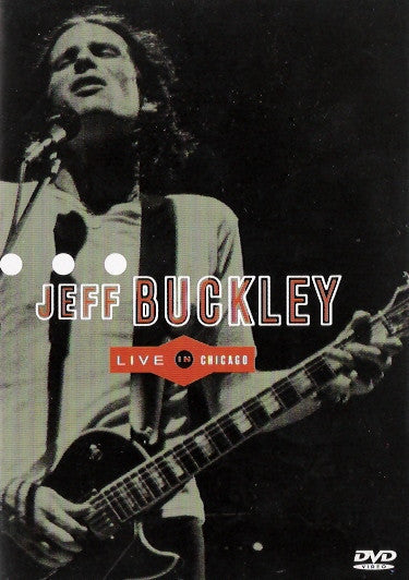 BUCKLEY JEFF-LIVE IN CHICAGO DVD VG