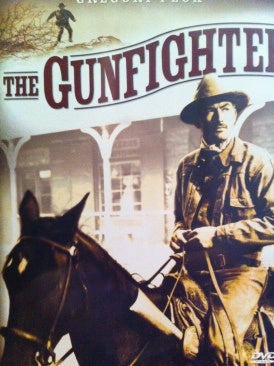 GUNFIGHTER DVD VG
