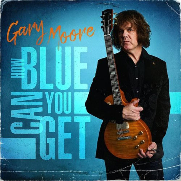 MOORE GARY-HOW BLUE CAN YOU GET BLUE VINYL LP *NEW*