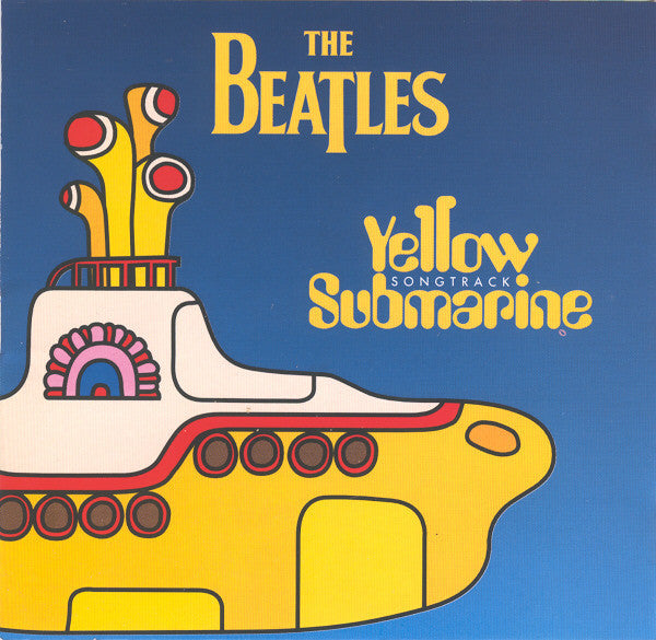 BEATLES THE-YELLOW SUBMARINE SOUNDTRACK CD VG