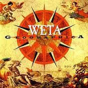 WETA-GEOGRAPHICA CD VG