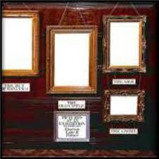 EMERSON LAKE AND PALMER-PICTURES AT AN EXHIBITION CD VG