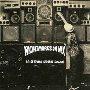 NIGHTMARES ON WAX-IN A SPACE OUTTA SOUND CD VG