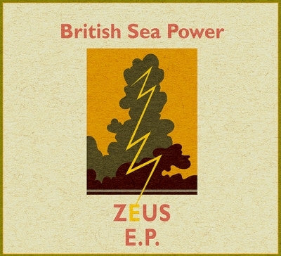 BRITISH SEA POWER-ZEUS EP M COVER M