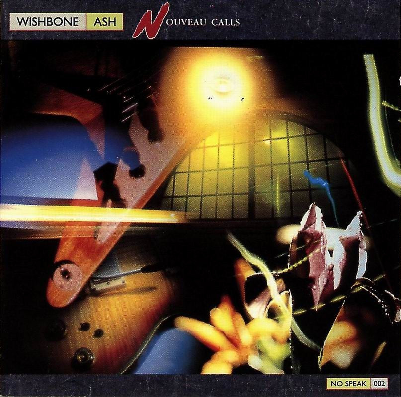 WISHBONE ASH-NOUVEAU CALLS VINYL NM COVER E OZ PRESSING