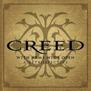 CREED-WITH ARMS WIDE OPEN A RETROSPECTIVE 3CD VG