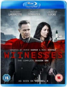 WITNESSES SEASON ONE 2BLURAY VG+