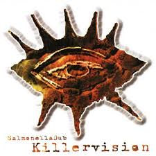 SALMONELLA DUB-KILLERVISION LP *NEW*