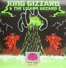 KING GIZZARD & THE LIZARD WIZARD-I'M IN YOUR MIND FUZZ LP *NEW*