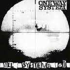 ONE WAY SYSTEM-ALL SYSTEMS GO 2LP *NEW*