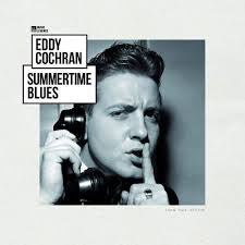 COCHRAN EDDIE-SUMMERTIME BLUES LP *NEW*