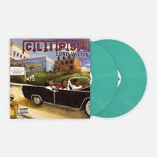 CLIPSE-LORD WILLIN' GREEN VINYL 2LP NM COVER NM