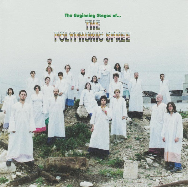 POLYPHONIC SPREE THE-THE BEGINNING STAGES OF CD VG