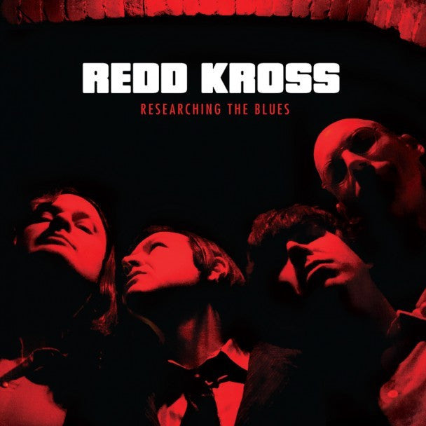 REDD KROSS-RESEARCHING THE BLUES LP *NEW*