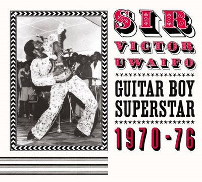 UWAIFO VICTOR-GUITAR BOY SUPERSTAR 1970-76 CD VG+