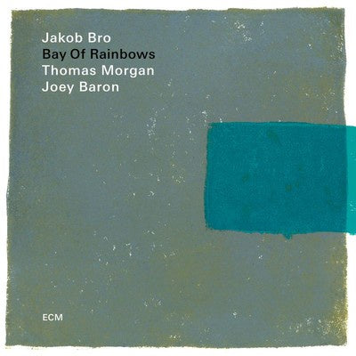 BRO JAKOB, THOMAS MORGAN & JOEY BARON-BAY OF RAINBOWS CD *NEW*
