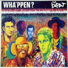 BEAT THE-WHA'PPEN LP VGPLUS COVER G