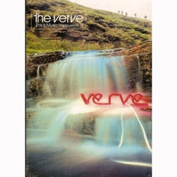 VERVE THE-THIS IS MUSIC: THE SINGLES 92-98 DVD VG