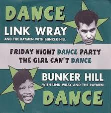 "WRAY LINK - FRIDAY NIGHT DANCE PARTY 7"" *NEW*"