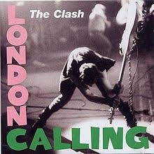CLASH THE-LONDON CALLING 2LP EX COVER VG+