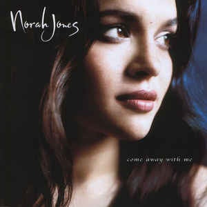 JONES NORAH-COME AWAY WITH ME CD VG