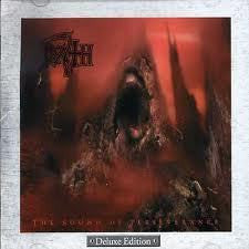 DEATH-THE SOUND OF PERSEVERANCE DELUXE ED CD *NEW*