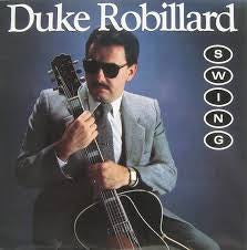 ROBILLARD DUKE-SWING LP VG+ COVER EX