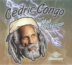 CONGO CEDRIC MEETS MAD PROFESSOR-ARIWA DUB SHOWCASE LP *NEW*