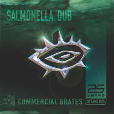 SALMONELLA DUB-COMMERCIAL GRATES 2CD *NEW*