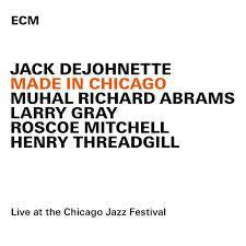 DEJOHNETTE JACK-MADE IN CHICAGO CD *NEW*
