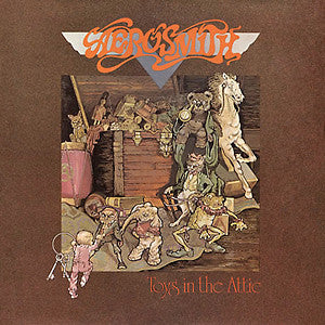 AEROSMITH-TOYS IN THE ATTIC *NEW*