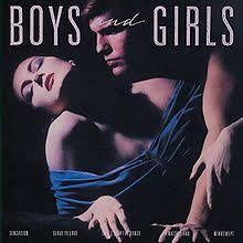FERRY BRYAN-BOYS & GIRLS LP VG+ COVER VG