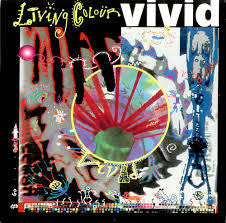 LIVING COLOUR-VIVID LP G COVER VG
