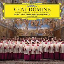 SISTINE CHAPEL CHOIR CECILIA CARTOLI-VENI DOMINE CD *NEW*