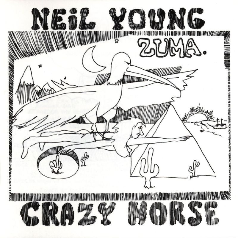 YOUNG NEIL-ZUMA LP *NEW*