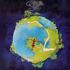 YES-FRAGILE LP VG COVER VG