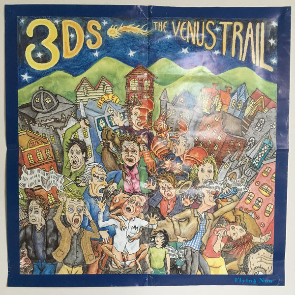 3DS-THE VENUS TRAIL ORIGINAL PROMO POSTER