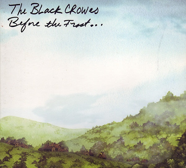BLACK CROWES THE-BEFORE THE FROST CD VG
