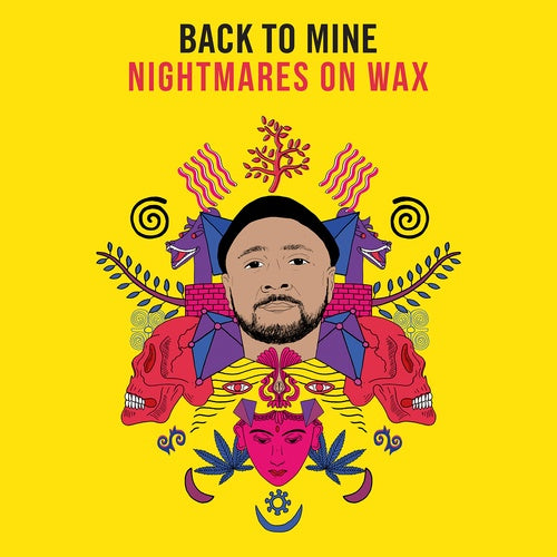 NIGHTMARES ON WAX: BACK TO MINE-VARIOUS ARTISTS 2LP *NEW*