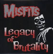 MISFITS-LEGACY OF BRUTALITY LP *NEW*