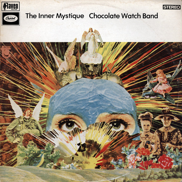 CHOCOLATE WATCH BAND-THE INNER MYSTIQUE LP EX COVER VG+