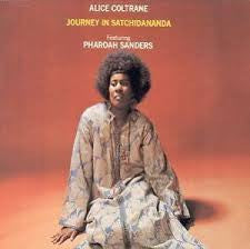 COLTRANE ALICE-JOURNEY IN SATCHIDANANDA CD *NEW*