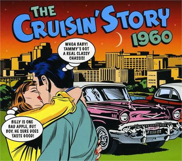 CRUISIN STORY 1960-VARIOUS ARTISTS 2CD *NEW*