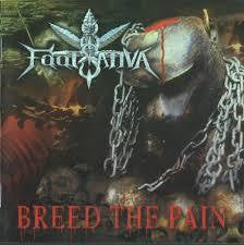8 FOOT SATIVA-BREED THE PAIN CD VG