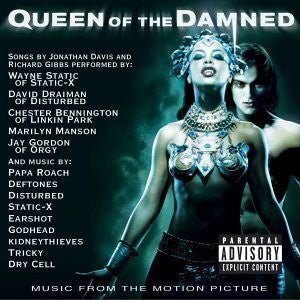 QUEEN OF THE DAMNED-OST CD VG