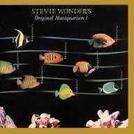 WONDER STEVIE-ORIGINAL MUSIQUARIUM I 2LP VG COVER VG