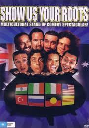 SHOW US YOUR ROOTS COMEDY REGION 4 DVD M