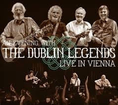 DUBLIN LEGENDS THE- AN EVENING WITH LIVE IN VIENNA CD *NEW*