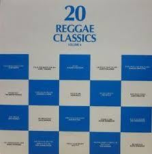 20 REGGAE CLASSICS VOLUME 4-VARIOUS ARTISTS CD G