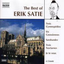 SATIE ERIK-THE BEST OF CD *NEW*